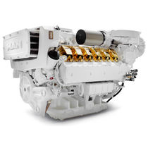Moteur in-bord / diesel / common-rail / turbo