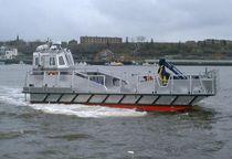 Bateau de débarquement in-bord / en aluminium