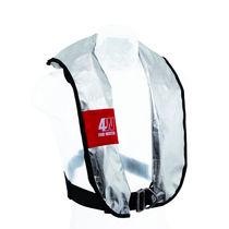 Gilet de sauvetage gonflable automatique / ignifuge