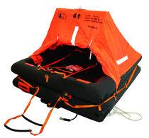 Radeau de survie pour bateau / côtier / ISO 9650-2