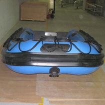Bateau utilitaire hors-bord / bateau pneumatique