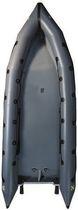 Bateau de travail hors-bord / bateau pneumatique semi-rigide / bateau pneumatique