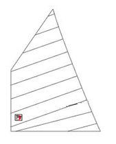 Voile pour voilier traditionnel