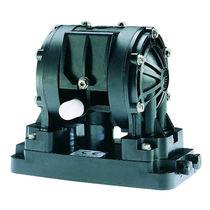 Pompe pour chantier naval / de transfert / à double membrane / pneumatique
