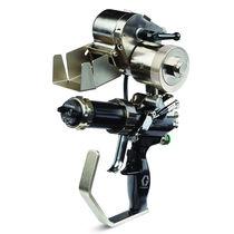Pistolet de projection simultanée / pour chantier naval / à mélange interne