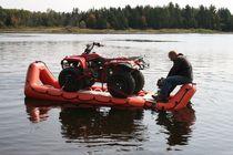 Raft 2 places / de sauvetage