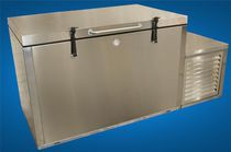 Réfrigérateur pour navire / encastrable / en inox / coffre