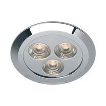 Spot d'intérieur / pour yacht / de cabine / à LED