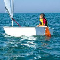 Dériveur enfant / solitaire / école / cat boat