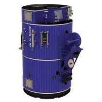 Chaudière pour navire à mazout / à récupération de gaz d'échappement