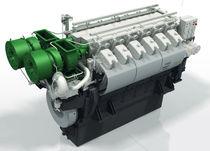 Moteur pour navire / de propulsion / semi-rapide / diesel