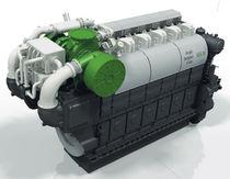 Moteur pour navire / semi-rapide / de propulsion / diesel