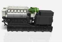 Moteur pour navire / auxiliaire / semi-rapide / diesel