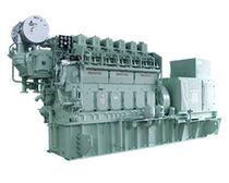 Moteur pour navire semi rapide / auxiliaire / diesel