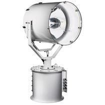 Projecteur de recherche / pour navire / ampoule xénon à arc court / télécommandé