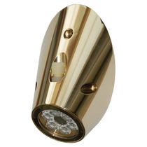 Éclairage sous-marin pour bateau / à LED / montage en surface / en bronze