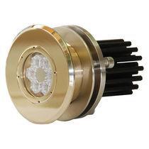 Éclairage sous-marin pour bateau / à LED / passe-coque