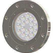 Éclairage sous-marin pour yacht / à LED / montage en surface / multicolore