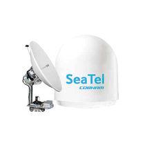 Antenne TV / satellite / bande Ku / pour bateau