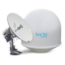 Antenne TV / satellite / bande C / pour bateau
