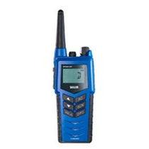 Radio marine / pour navire / portable / UHF