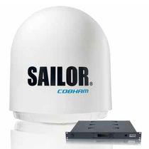 Antenne VSAT / Satcom / bande Ku / pour bateau