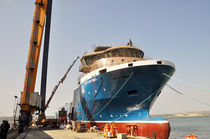 Navire de service offshore de ravitaillement de plate-formes - PSV