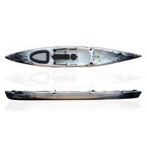Kayak sit-on-top / de pêche / de course / 1 place