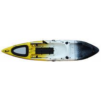 Kayak sit-on-top / rigide / de pêche / 1 place