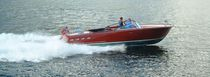 Runabout in-bord / en bois / traditionnel / max. 10 personnes