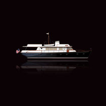 Motor-yacht de croisière / traditionnel / avec timonerie / 3 ou 4 cabines