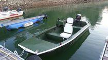 Jon boat hors-bord / de pêche sportive / en aluminium