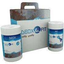 Nettoyant inox / pour bateau / désoxydant