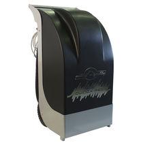 Machine de décapage et de passivation de soudures MIG sur acier inoxydable