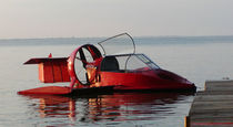 a&eacute;roglisseur militaire 19XRW | 240HP  Universal hovercraft