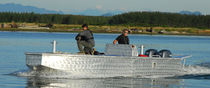 bateau de lamanage V BARGE 28 Workskiff Inc
