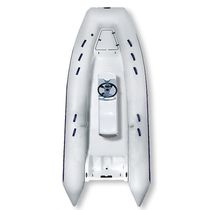 bateau pneumatique semi-rigide (hors-bord, à console jockey) S470S GRAND Inflatable Boats