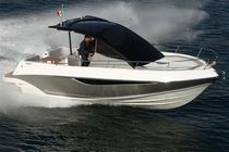 bateau &agrave; moteur : vedette hard-top (hautes performances) 30 GT Salpa