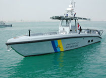 bateau de surveillance : coque open 360 INTERCEPTOR CRAFT Al Dhaen Craft