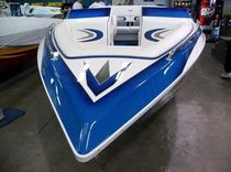 bateau offshore : runabout bow-rider in-bord (avec cabine) 230 EAGLE XP Eliminator