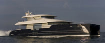 catamaran &agrave; moteur : motor-yacht de luxe BRADLEY - 2007 H2X Yachts &amp; Ships