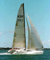 catamaran de course-croisi&egrave;re (voilier) RAIDER ONE Lightwave Yachts