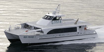 ferry à passagers : catamaran (chantier naval) RICH PASSAGE 1  All American Marine