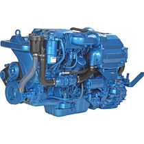 moteur de bateau de plaisance : in-bord diesel 300 - 400 cv (injection directe, turbo) T6.300 (308 HP @ 3600 RPM) Nanni Industries