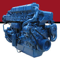 moteur de bateau : in-bord diesel 100 - 200 cv (common-rail, turbo) 44 CTIM (136 hp @ 2200 rpm) Agco SisuPower Inc