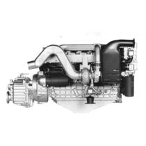 moteur de bateau : in-bord diesel 100 - 200 cv (injection directe, turbo) D150 (135 HP @ 3800 rpm) BMW Marine