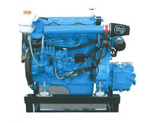 moteur de bateau : in-bord diesel 50 - 60 cv (injection indirecte, atmosphérique) MP-458 | 58 HP Mermaid Marine Engines
