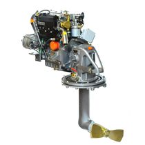 moteur de voilier : in-bord diesel 30 - 40 cv (saildrive, injection indirecte, atmosphérique) LDW 1003 SD (30 HP @ 3600 RPM) Lombardini Marine