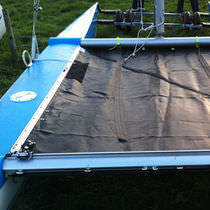 trampoline de multicoque DART 18 Forward Sailing