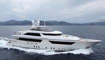 yacht de luxe : mega-yacht (en acier, trois ponts) 46 STEEL Sanlorenzo of the Americas LLC&nbsp;